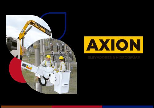 Axion Lift